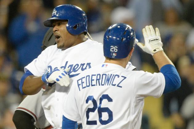 Uribe's Late-Inning Heroics Not Enough as Dodgers Fall to D-Backs