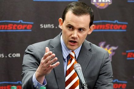 Suns GM: Preference Now to 'Trade for a Star'