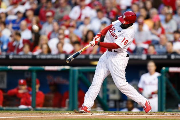Why Philadelphia Phillies Should Start Tony Gwynn Jr. in Place of Ben Revere