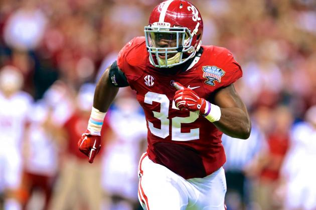 Why C.J. Mosley Could Be the Steal of the 2014 NFL Draft
