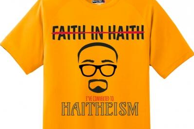 Tigers Fans Now Believe in 'Haitheism'