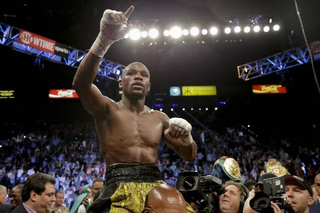 Mayweather vs. Maidana Fight Time: Full Schedule, PPV Listings and More