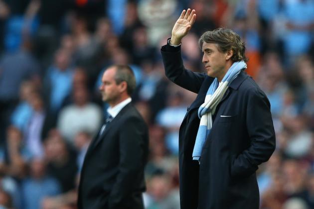 Pellegrini vs. Mancini: Complete Statistical Comparison of Last Season to This