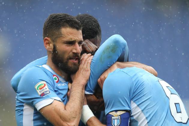 Lazio v Torino
