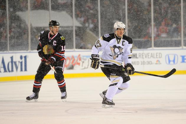 Why Pittsburgh Penguins and Chicago Blackhawks Are Mirror Images of Each Other