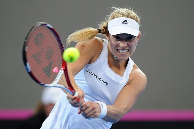 Fed Cup 2014: Tracking World Group Semi-Final Playoffs Scores and Results