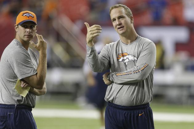 Meeting Between Nick Saban and Peyton Manning Should Not Concern NFL Brass
