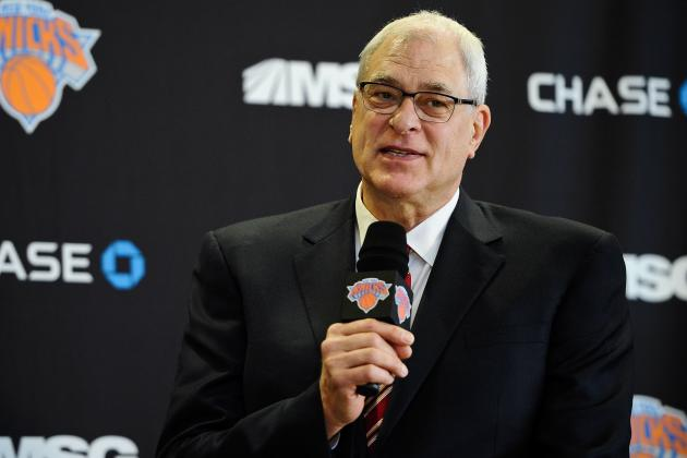 Phil Jackson Reportedly Tells NY Knicks Players That Changes Are Coming