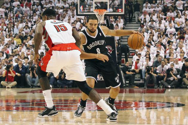 Nets vs. Raptors Game 1: Live Score, Highlights and Reaction