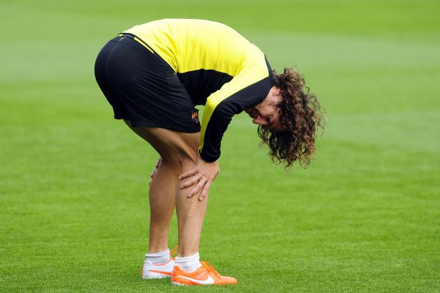 Carles Puyol Injury: Updates on Barcelona Star's Knee and Return