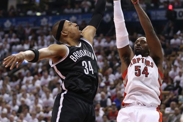 Nets Steal Home Court Away from Raptors