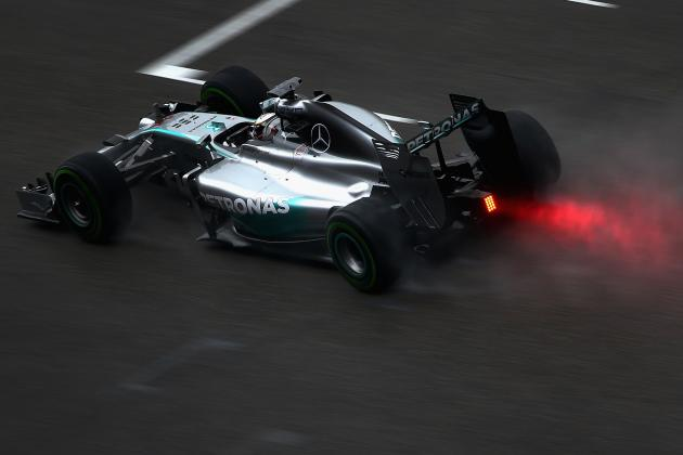 Chinese Grand Prix 2014: Live Lap-by-Lap Updates, Highlights, Report and More
