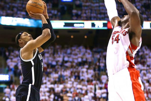 Nets vs. Raptors: Game 1 Score and Twitter Reaction from 2014 NBA Playoffs