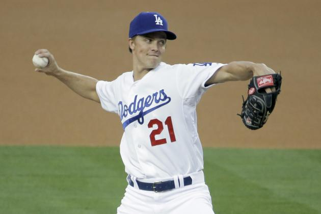 Dodgers' Zack Greinke Posts 16th Consecutive Start Allowing 2 Runs or Less