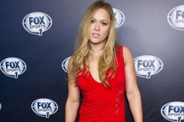 Ronda Rousey: Cris 'Cyborg' Is 'Not Even a Woman Anymore' from Steroid Use