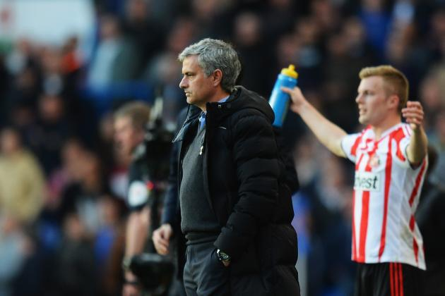 Chelsea's Jose Mourinho Loses First Ever League Game at Stamford Bridge