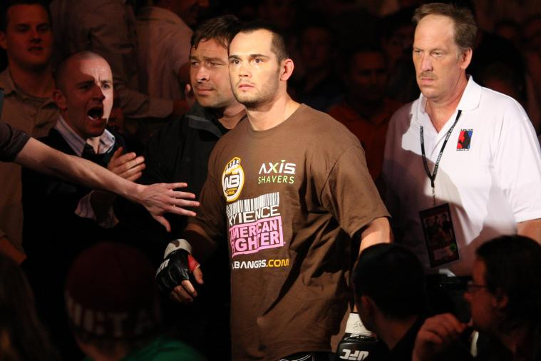 Former UFC Champ Rich Franklin in Talks to Become One FC Vice President