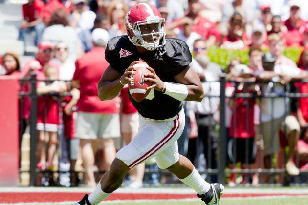 Alabama Spring Game 2014: Recap, Highlights and Analysis