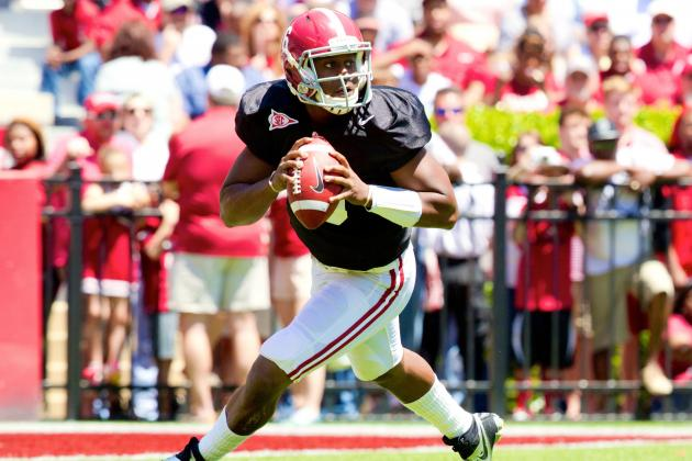 Alabama Spring Game 2014: Live Score, Top Performers and Analysis