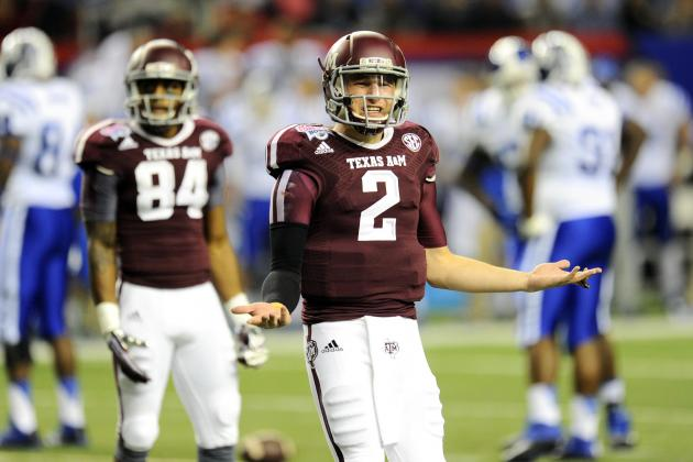 Johnny Manziel Is Not the Answer for Teams Drafting in Top 10
