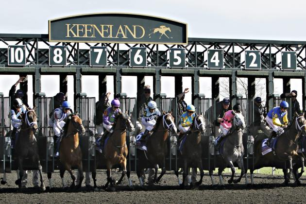 Coolmore Lexington Stakes 2014 Results: Winner, Payouts and Order of Finish