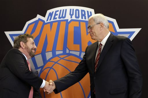 Can Changing NY Knicks' Culture Overcome Short-Term Roster Problems?