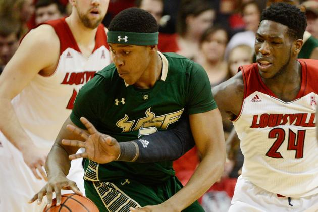 USF Forward Zach LeDay Announces Decision to Transfer