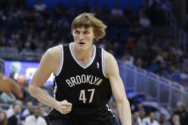 Andrei Kirilenko's Wife Wondering Why Jason Kidd Benched Him for Playoff Game