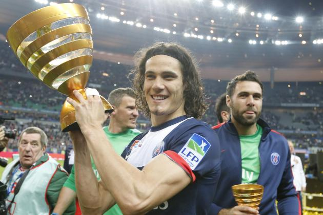 Cavani Now Indispensable to PSG After Lyon Double Secures Cup Win?