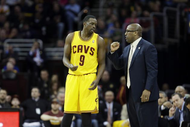 Luol Deng Latest to Believe Kyrie Irving and Dion Waiters Can Thrive with Cavs