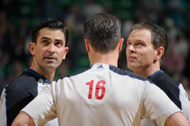 Should NBA Change Current Replay Review Rule to Allow Referees More Leeway?