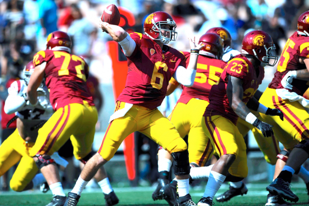 USC Spring Game 2014: Recap, Highlights and Analysis
