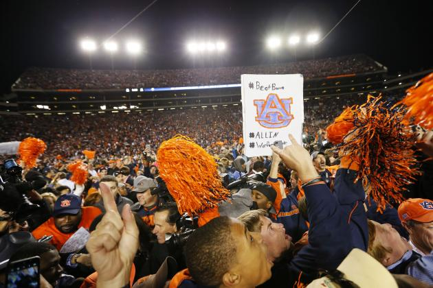 Auburn Spent $3.13 Million on Trip to BCS National Championship