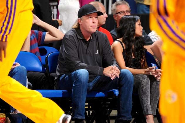 Report: Jim Buss Offered to Step Down If Lakers Don't Recover in 'A Few Years'