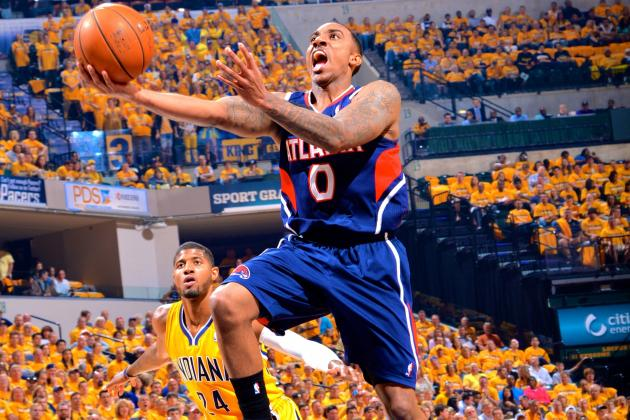 Hawks vs. Pacers Game 1: Live Score, Highlights and Reaction