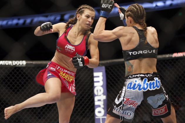 Miesha Tate vs. Liz Carmouche: What We Learned from the Co-Main Event