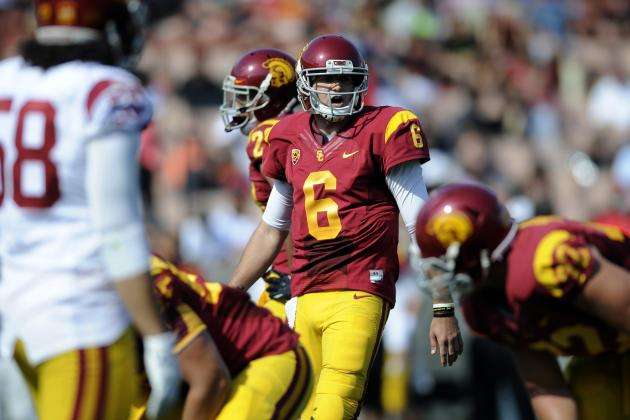 USC Spring Game 2014: New-Look Trojans Finally Getting Used to Uptempo Offense