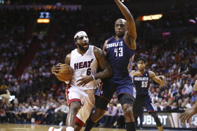 Heat vs. Bobcats: Key Questions for 1st-Round Eastern Conference Series