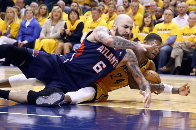 Instant Rewind: Pacers 93, Hawks 101, Game 1