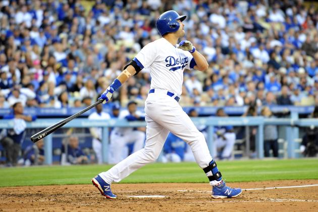 Ethier's HR Propels Dodgers over D-Backs