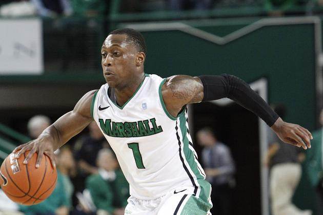 Report: Former Marshall Guard Kareem Canty Transferring to Auburn