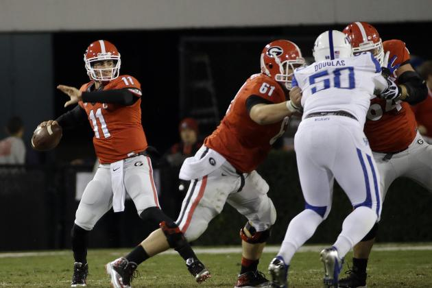 Dallas Cowboys Draft Countdown: Making the Case for Aaron Murray
