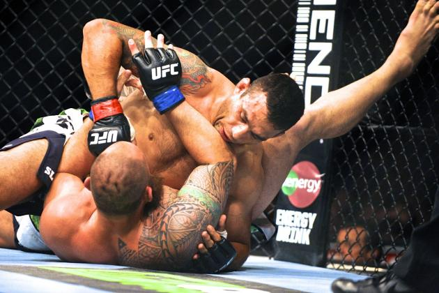 Fabricio Werdum's Transformation to Complete Fighter on Display Against Browne