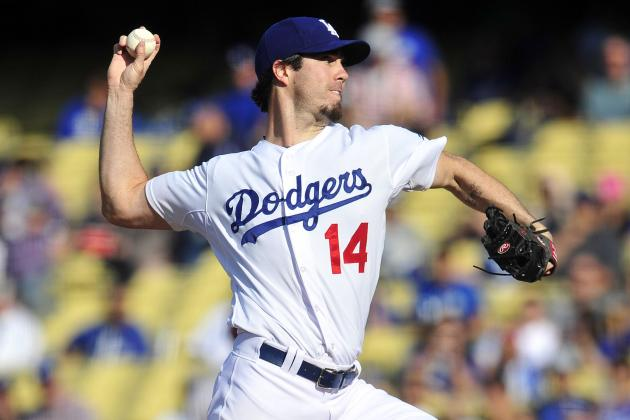 Dodgers Rally Past D-Backs Behind Haren
