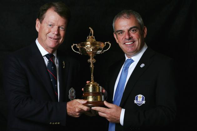 Ryder Cup Teams for Gleneagles Are Beginning to Take Shape
