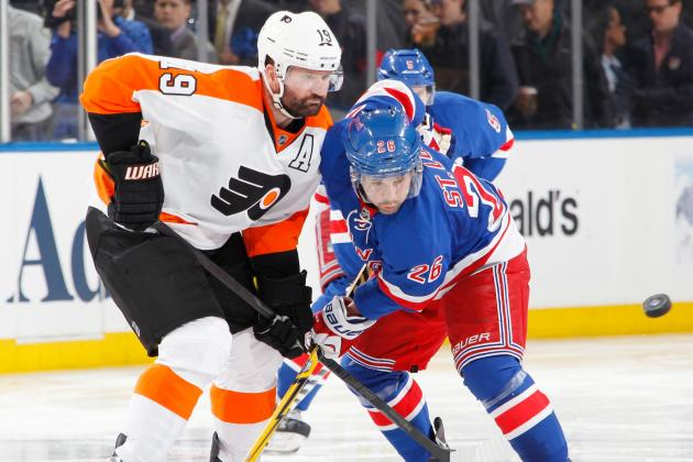 NY Rangers vs. Philadelphia Flyers: Game 2 Preview, TV Info and Prediction