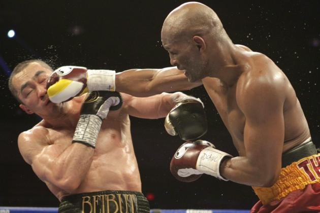 Bernard Hopkins Lives Up to 'Ageless Wonder' Billing in Clinical Victory