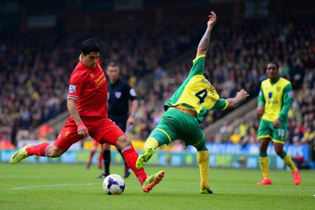 Twitter Reacts to Luis Suarez, Raheem Sterling's Performance vs. Norwich City
