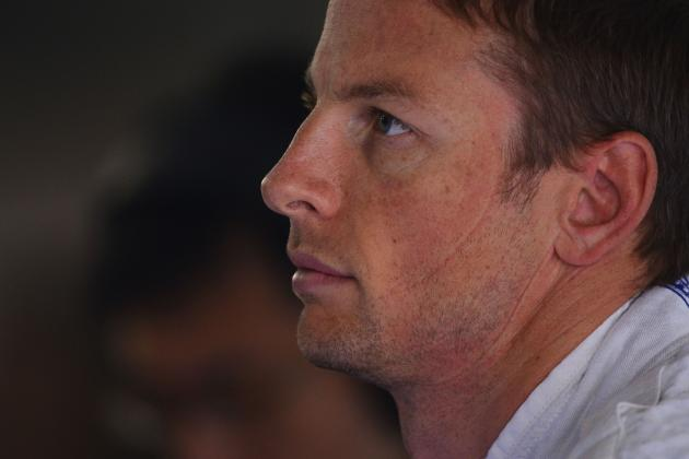 McLaren Not Good Enough: Button
