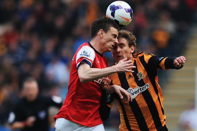 Hull City vs. Arsenal: Premier League Live Score, Highlights, Report